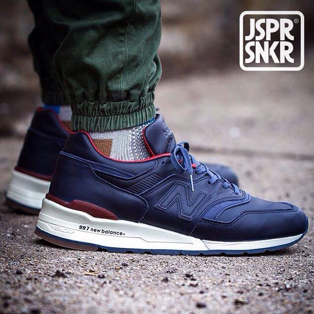 buy online 488ea b5451 Jual New Balance 997 - Horween Leather - Kota Bandung - Jasper Sneakerz |  Tokopedia