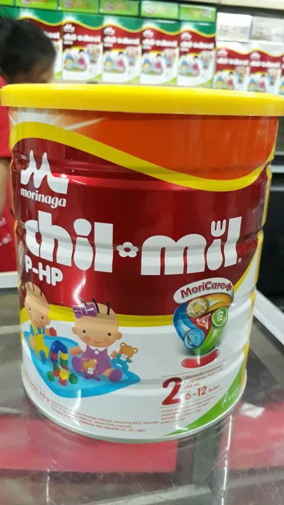 Susu chil mil php 800g ( 6 sd 12 bln )