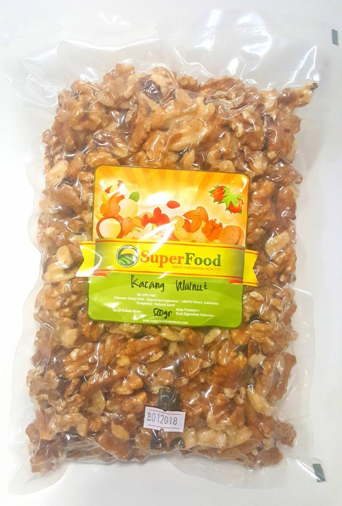 harga Kacang walnut 500gr Tokopedia.com