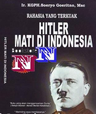 harga Hitler mati di indonesia: rahasia yang terkuak by kgph soeryo goeritno Tokopedia.com