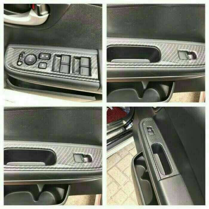 harga Panel power window honda brv motif carbon Tokopedia.com