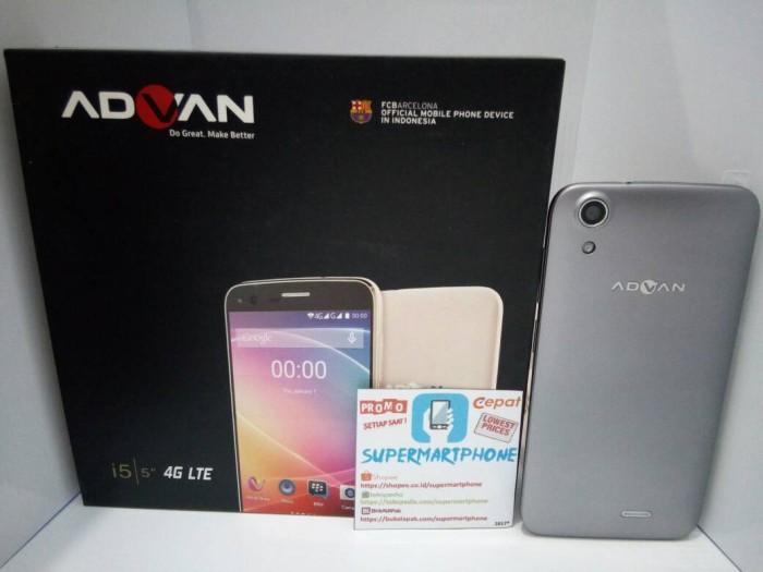 HP Android Advan I5 5 Inch 4G LTE 1GB 8GB Termurah Di Kota Medan