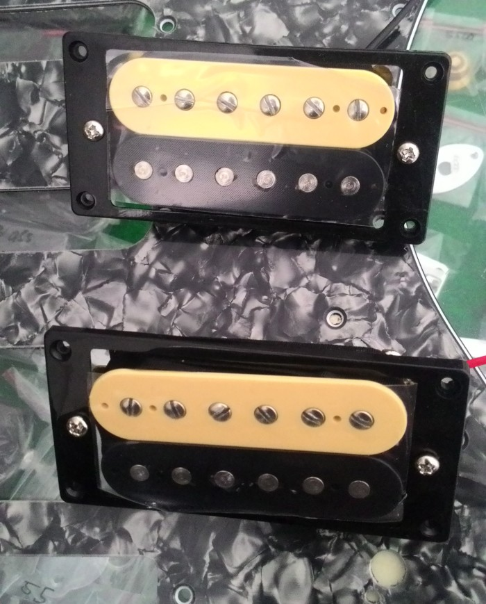 harga Pickup gitar humbucker neck dan bridge Tokopedia.com