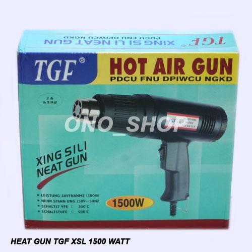 Heat Gun TGF XSL 1500 Watt SUPER 240 889 .