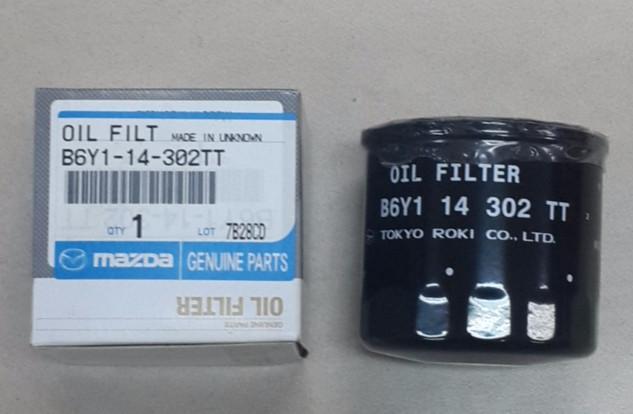harga Filter oli mazda 2 b6y1-14-302tt ori Tokopedia.com
