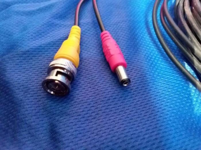 harga Kabel set cctv 20 m Tokopedia.com