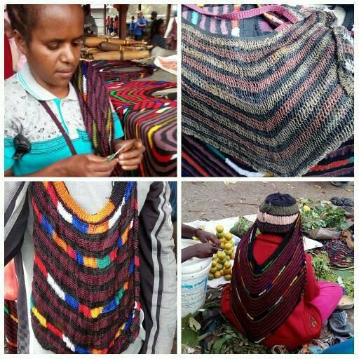 Jual Noken Asli Papua Kab Jayawijaya Lembah Baliem Shop Tokopedia