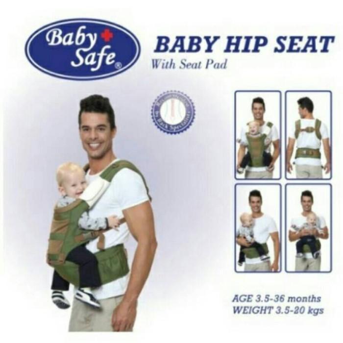 harga Baby safe hip seat carrier/gendongan anak/bayi baby safe Tokopedia.com