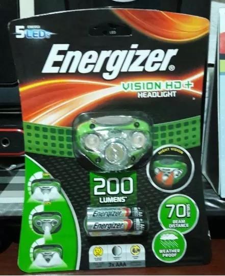 Katalog Energizer Headlamp Headlight 5 Hargano.com