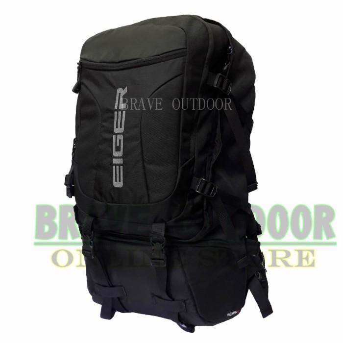 harga Tas ransel hiking-gunung eiger 1165 k.travpac Tokopedia.com