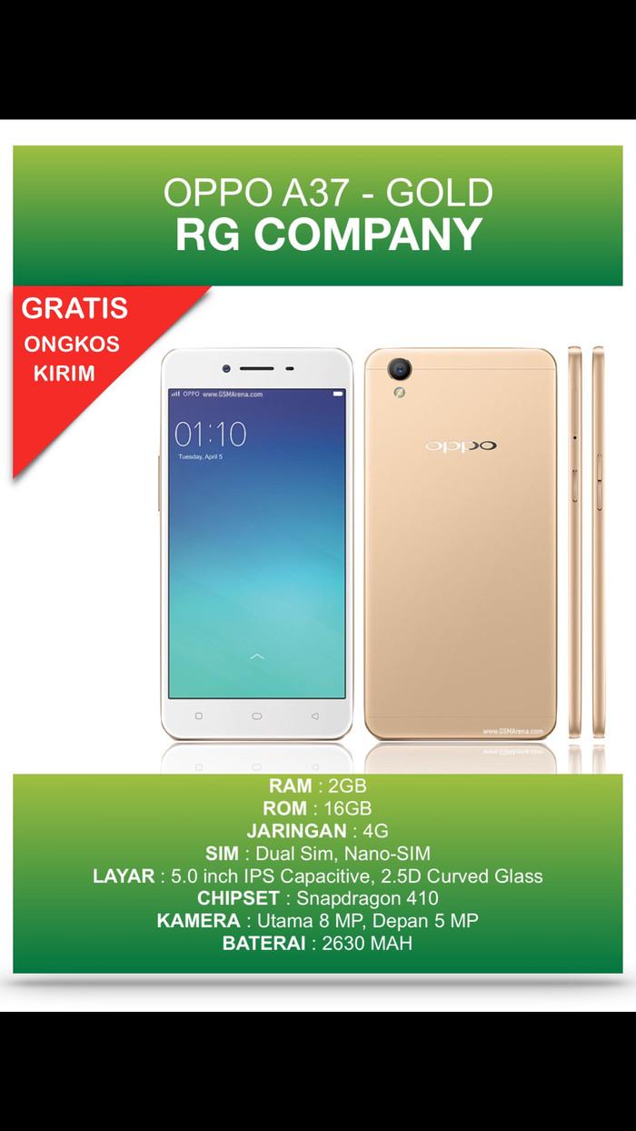 Jual Hot Oppo A37 Neo 9 Gold Garansi Resmi 1 Tahun Free 2 16 Gb Ongkir