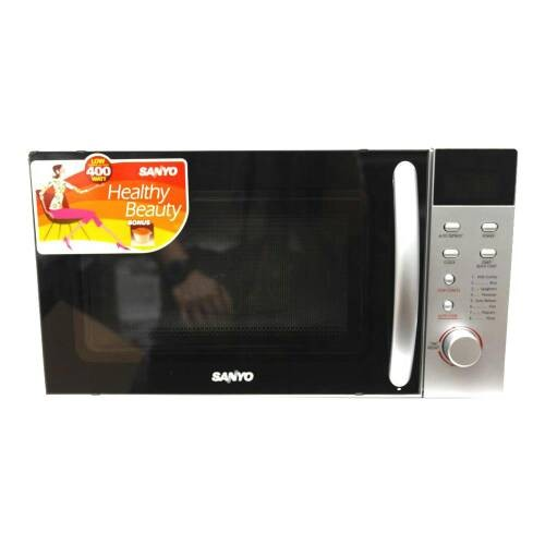 harga Khusus Go-send / Sanyo Em-s1812s Microwave Oven Low Watt 400w Tokopedia.com