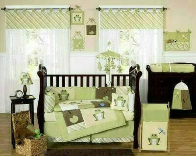 harga Nursery bedding set (bumper set untuk box bayi) Tokopedia.com