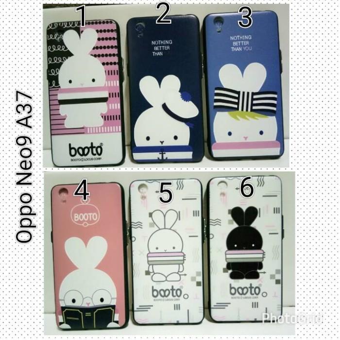 Case Boneka Korea Oppo Neo9 A37 /Hardcase Softcase Leather Oppo Neo 9