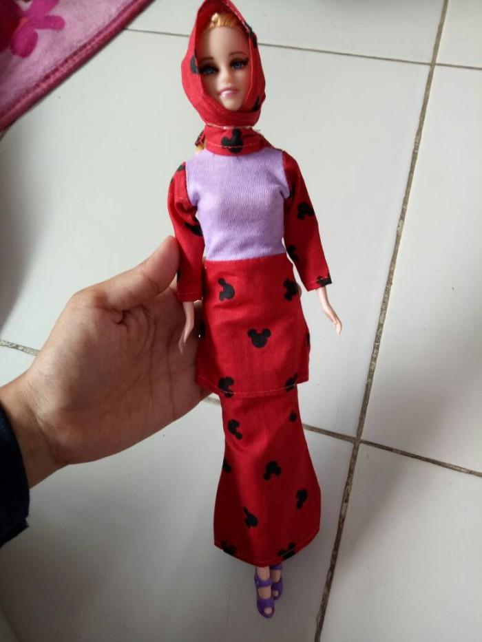Jual Boneka Barbie Muslimah Hijab Cantik - Mainan Murah Bangetz ... 0d5d3162f2
