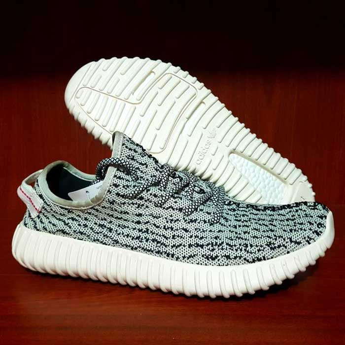 Jual Sepatu Adidas Yeezy Boost Premium Putih Turtle Dove Yezzy ... d3383d1ea1