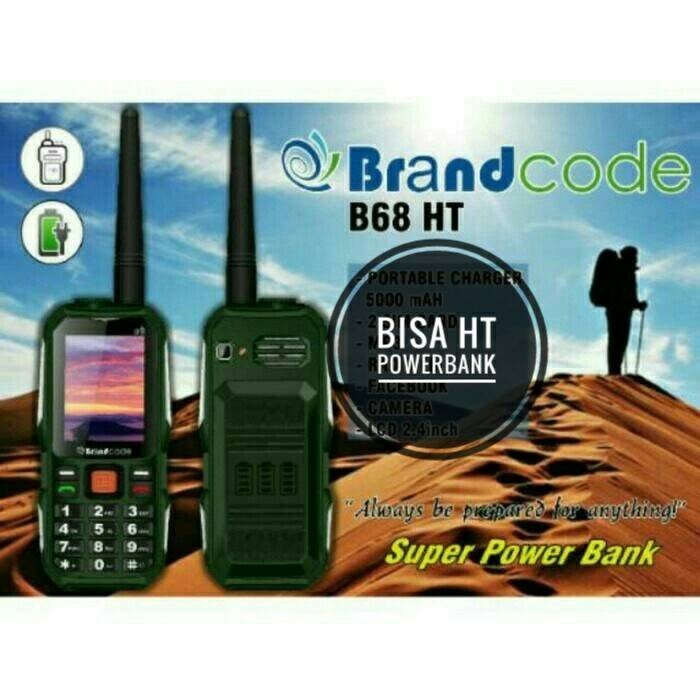 harga Brandcode b68 hp bisa ht rival prince pc10 aldo 007 b81 pc9000 pc398 Tokopedia.com