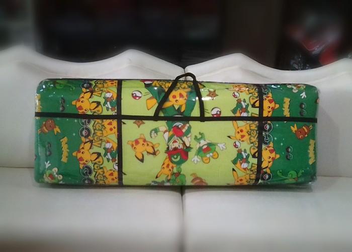 harga Kasur lipat super uk.80x180x5 cm /matras lipat/kasur lantai/travel bed Tokopedia.com