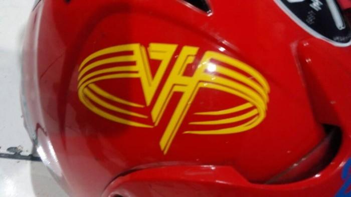 Jual Cutting Sticker Band Van Halen Kota Depok Mitrasetia Cutting Tokopedia
