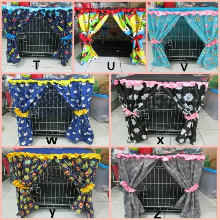 harga Penutup Kandang,tirai Kandang Hewan,tempat Tidur Kucing Anjing Tokopedia.com