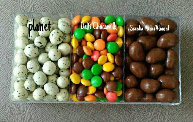 harga Mix coklat sekat 3 Tokopedia.com