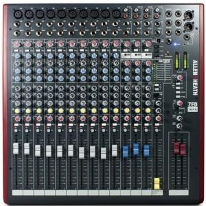 harga Allen & heath zed-16fx usb mixer with effects Tokopedia.com