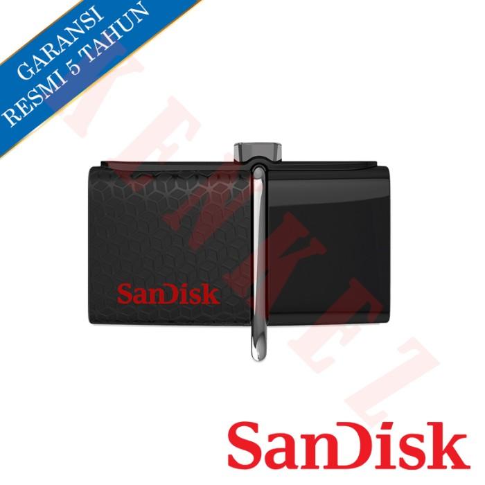 harga Sandisk ultra dual drive otg 128gb usb3.0 Tokopedia.com