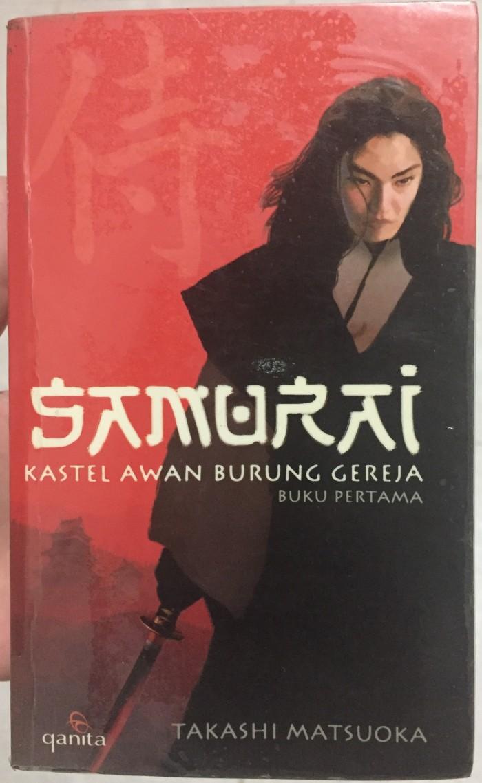 Jual Samurai Kastel Awan Burung Gereja Kota Yogyakarta Niknik Shop