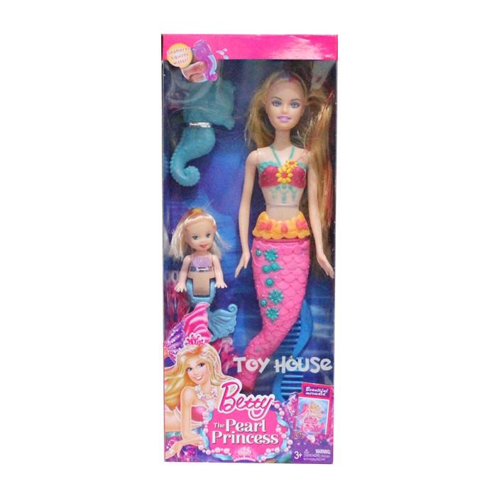 Jual Mainan Anak Perempuan Boneka Barbie Betty Mermaid MX-06 - DKI Jakarta  - pasarmainan | Tokopedia