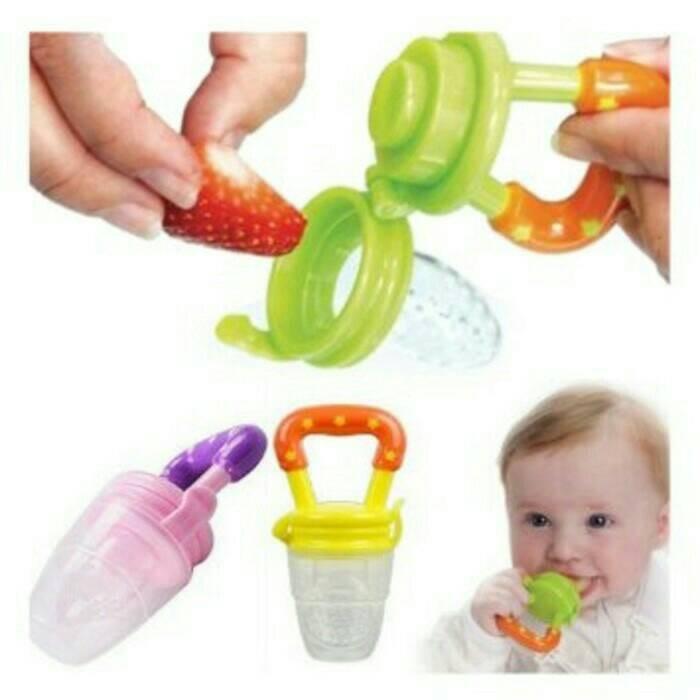 harga Empeng buah dot empeng bayi baby fruit pasifier Tokopedia.com