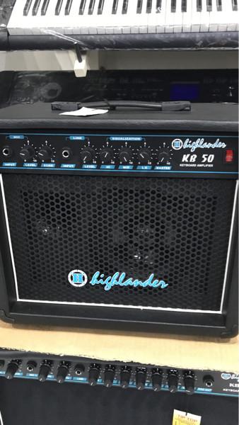harga Ampli /amplifier keyboard highlander kb 50 Tokopedia.com