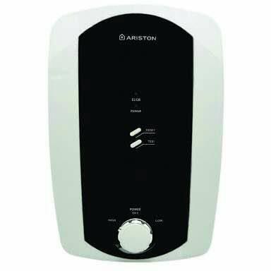 harga Ariston water heater instant fino fe 2422e black Tokopedia.com