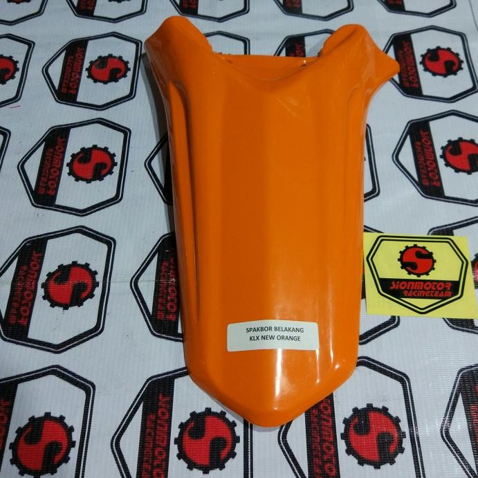harga Spakbor belakang klx new orange Tokopedia.com