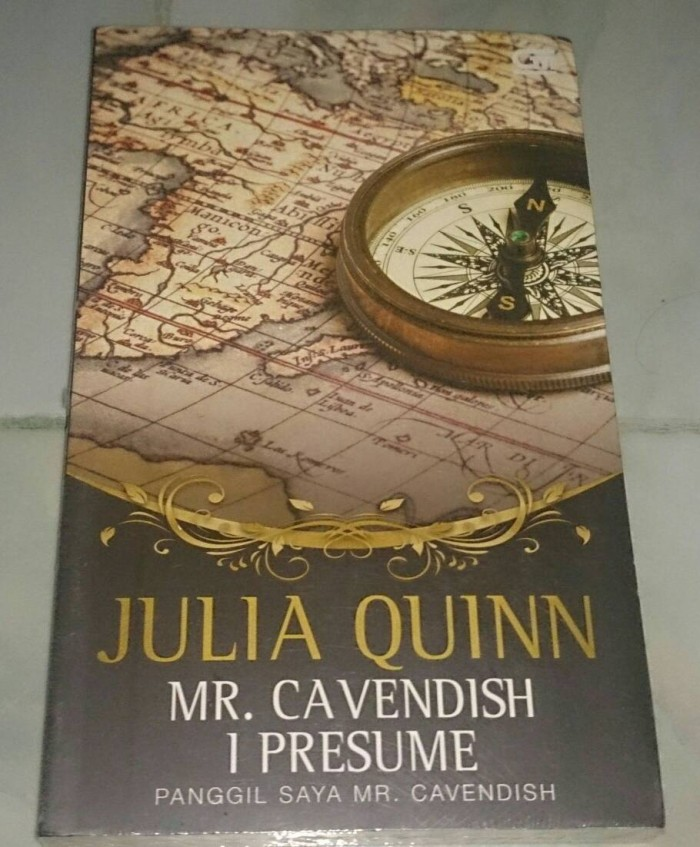 mr cavendish i presume quinn julia