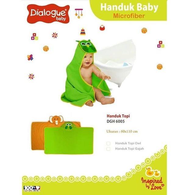 Handuk Topi Dialogue Microfiber DGH 6005