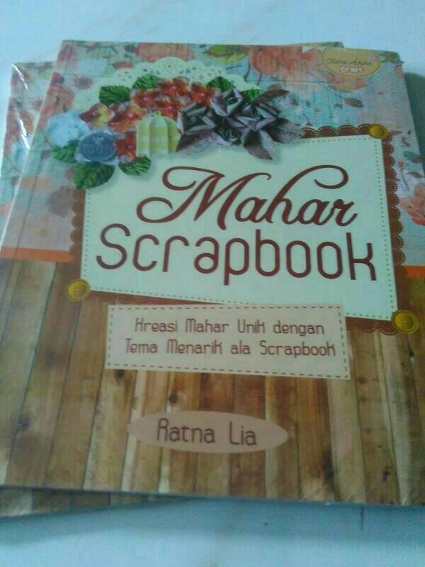 harga Mahar scrapbook Tokopedia.com