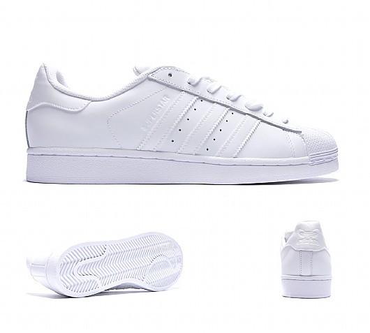 adidas superstar white original - 61