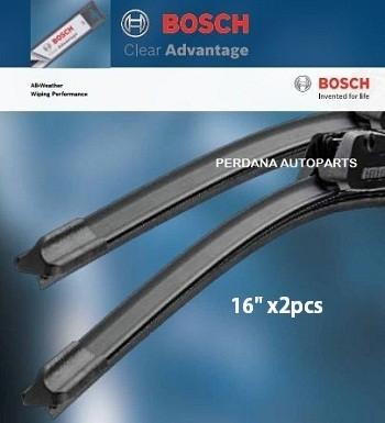 harga Wiper toyota kijang super - bosch clear advantage 1616 Tokopedia.com