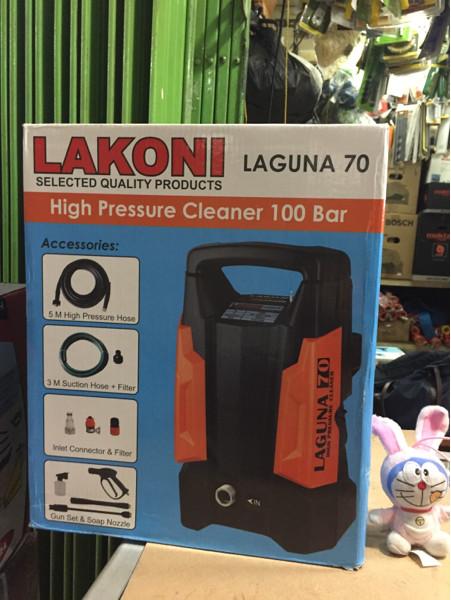 harga Lakoni laguna 70 / mesin steam cuci mobil/ motor/high pressure cleaner Tokopedia.com