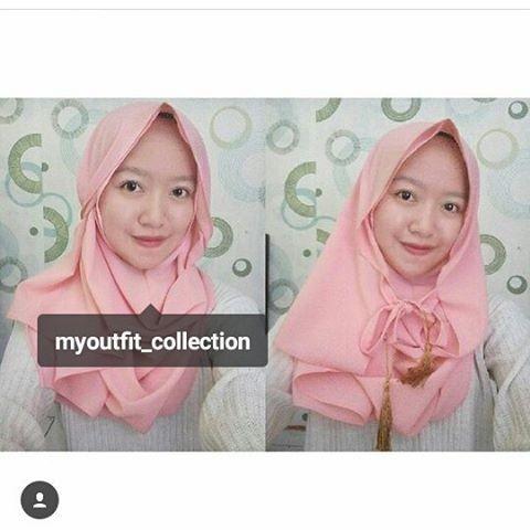 Jual Hijab Instan Amira Kab Subang My Outfit Subang Tokopedia