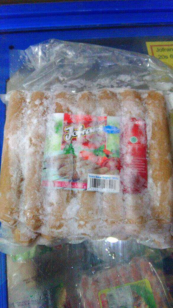 harga Sosis bakar original jofran ayam 1kg bratwurst 14s Tokopedia.com