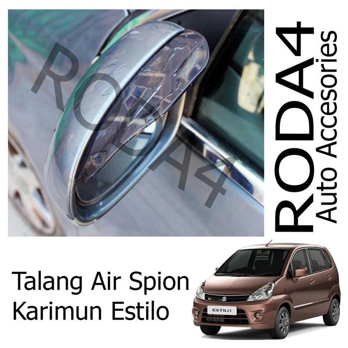 Talang Air Spion Mobil Karimun Estilo