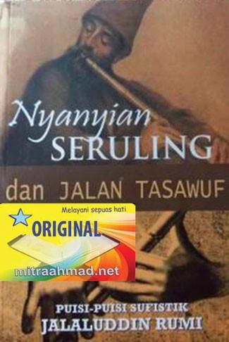 harga Nyanyian seruling dan jalan tasawuf puisi-2 sufistik jalaluddin rumi Tokopedia.com