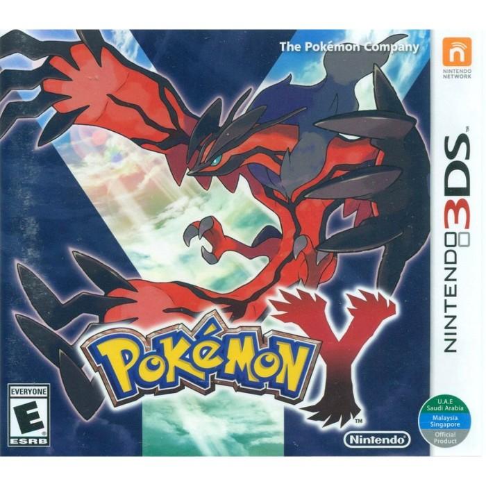 harga 3ds game pokemon y Tokopedia.com