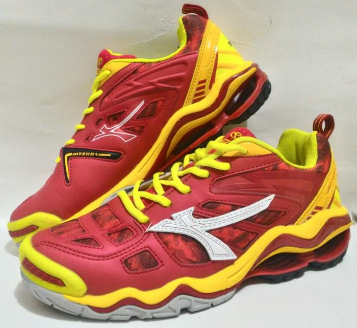 Sepatu Volley Mitzuda Verza   VOLLY VOLY mizuno asics professional cdd2332486