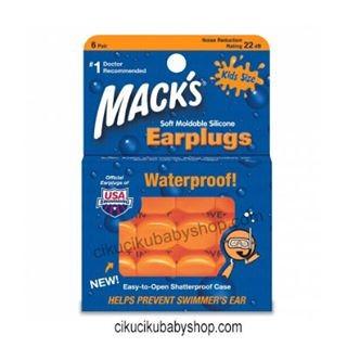 harga Mack's earplug kids size / penutup telinga anak Tokopedia.com
