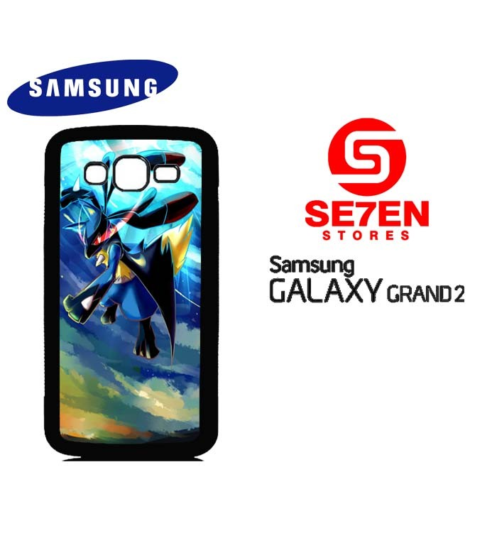 Casing HP Samsung Grand 2 Check Wallpaper Abyss 5 Custom Hardcase Cove