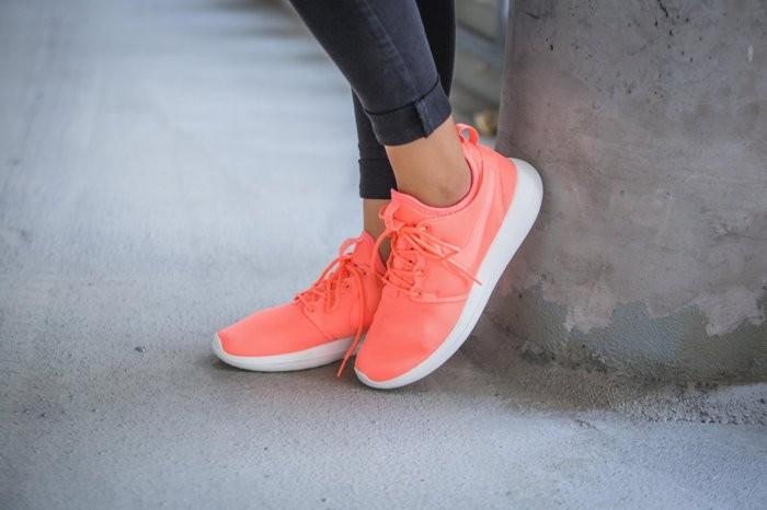 2fe7833d1d8a ... harga Sepatu nike roshe two for women orange premium quality  Tokopedia.com
