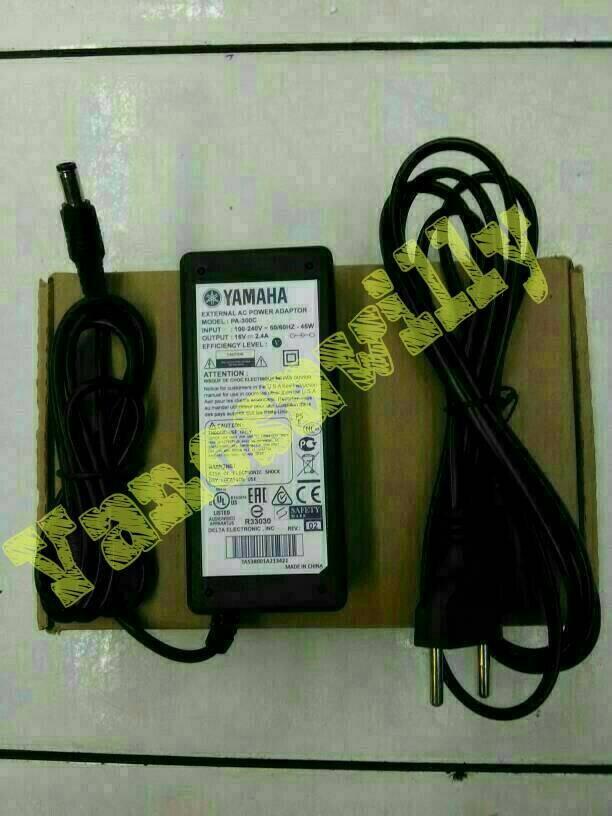 harga Adaptor keyboard yamaha psr s2000/3000/610/650/670/750/770/900/910/950 Tokopedia.com