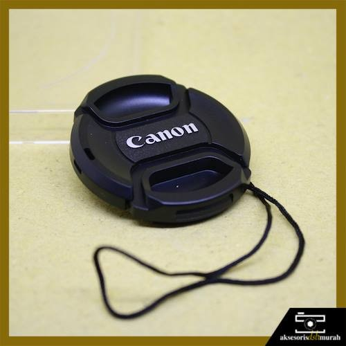 Canon lens cap 49mm